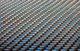 3m² Carbongewebe Thermofixiert HP-U215C Unidirektional 100cm  215g//m² Kohlefaser