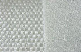 50m² Glasrovinggewebe Leinwand Silane 800g//m² Glasfaser HP-P800E LW Polyester