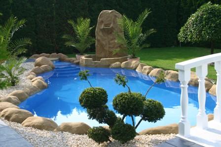 1m glasgelege glasmatte f r gfk teichbau poolbau. Black Bedroom Furniture Sets. Home Design Ideas